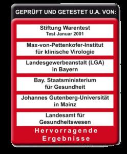 Stiftung Warentest new