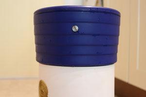 Filterkopf Luftschraube