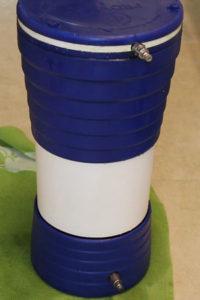 Filtersystem bei Regenration PROaqua 4200 D