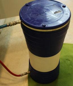 Schlauchverbindungen Regeneration PROaqua 4200 D